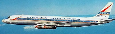 Early jetliners of the past