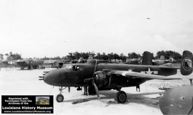 B-25 Mitchell of the Air Apaches in World War II