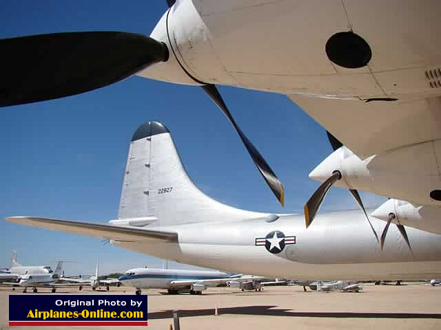 B-36J Peacemaker in Tucson, Arizona