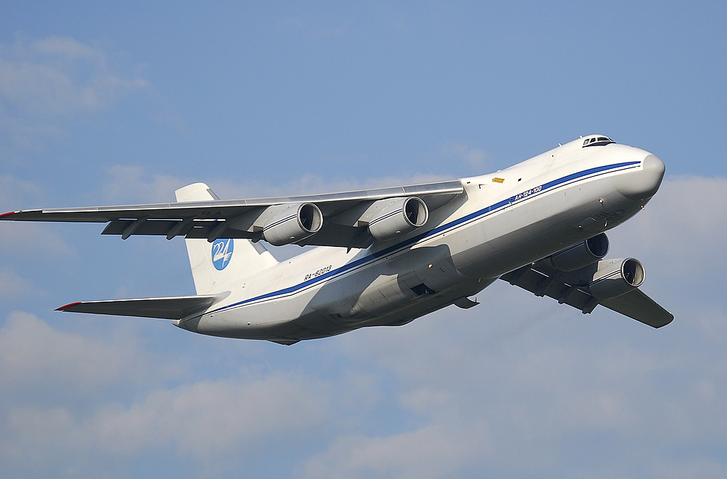 An-124-100 RA - 82013, Russia Air Force 224th Flight Unit