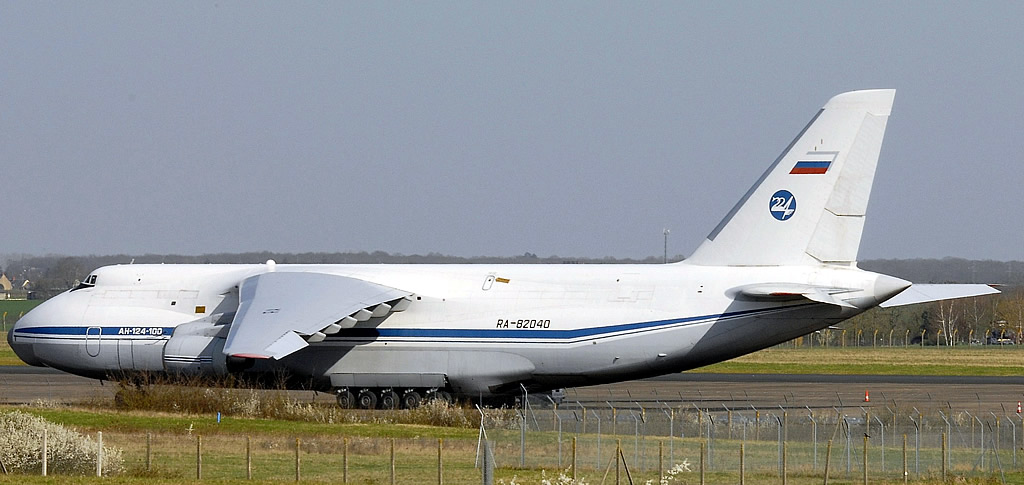 An-124-100 RA-82040, Russia Air Force 224th Flight Unit