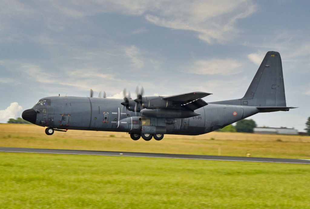 C-130H 61-PI of the French Air Force