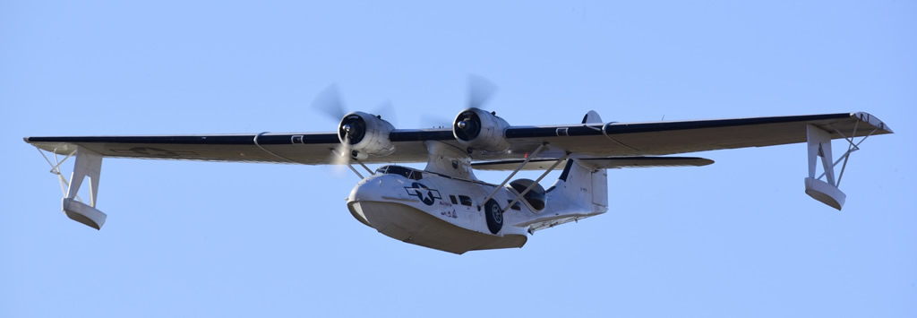 "PBY Catalina ""Miss Pick Up"", Registration Number G-PBYA"