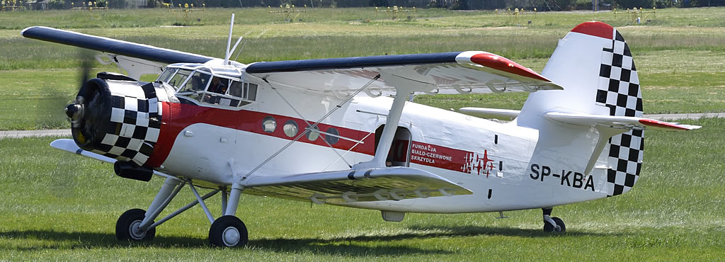Antonov An-2, Registration SP-KBA