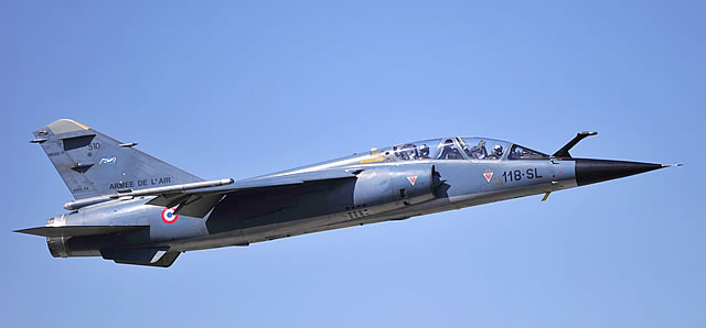 Dassault Mirage F1 of the French Air Force