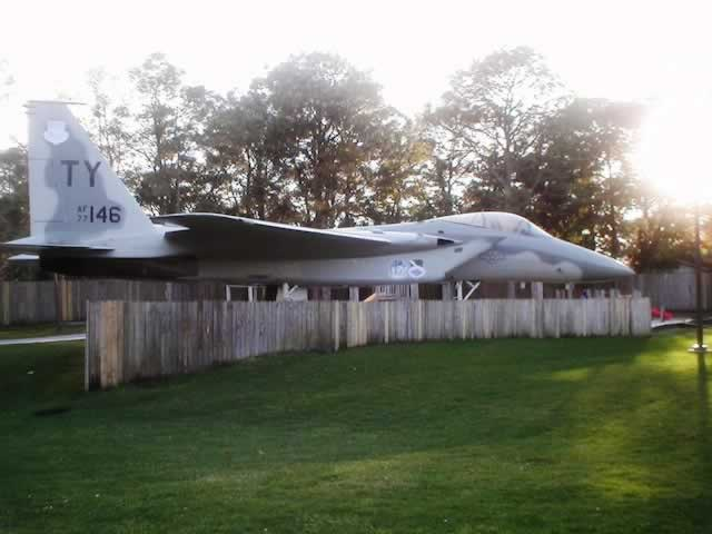 F-15A Eagle S/N 77-0146 at Veterans Park, Calloway, Florida