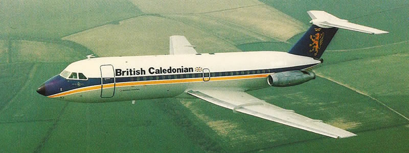 British Caledonian BAC-111