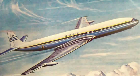 De Havilland Comet Mark 4