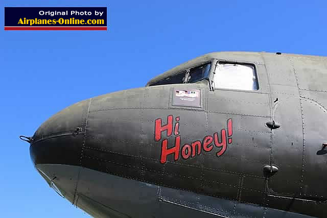 "C-47A Skytrain ""Hi Honey"" S/N 43-16130"