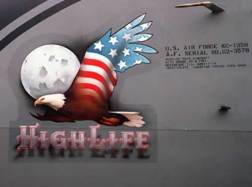 "KC-135 ""Highlife"""