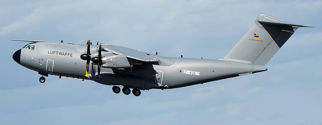 A400M of the German Air Force