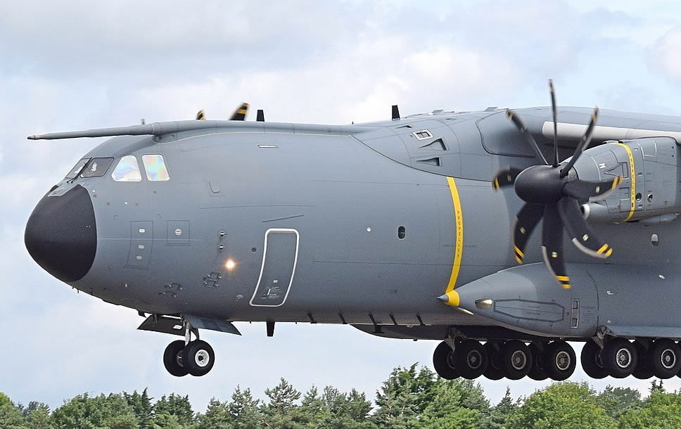 A400M of the Spanish Air Force