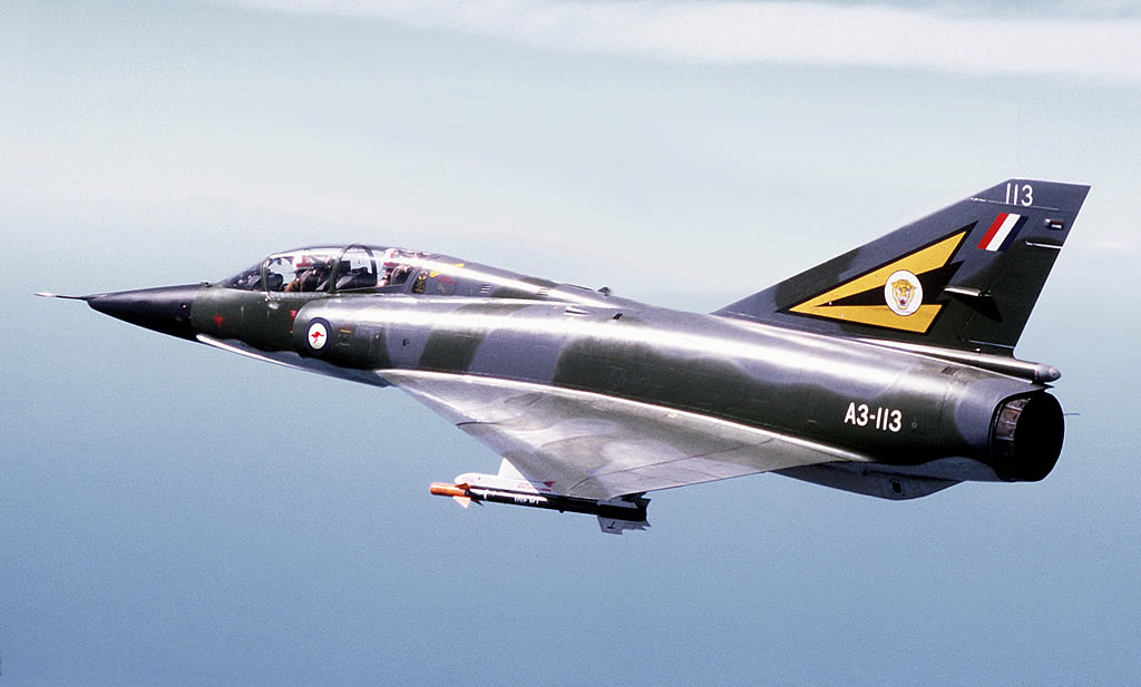 Dassault Mirage III of the Royal Australian Air Force