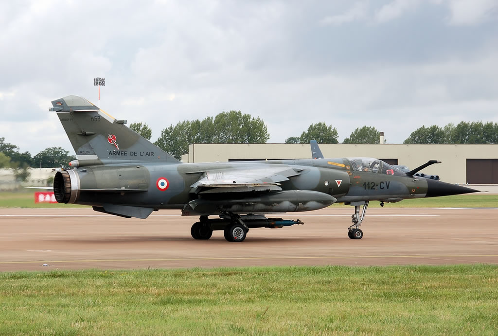 Dassault Mirage F1 112-CV of the French Air Force