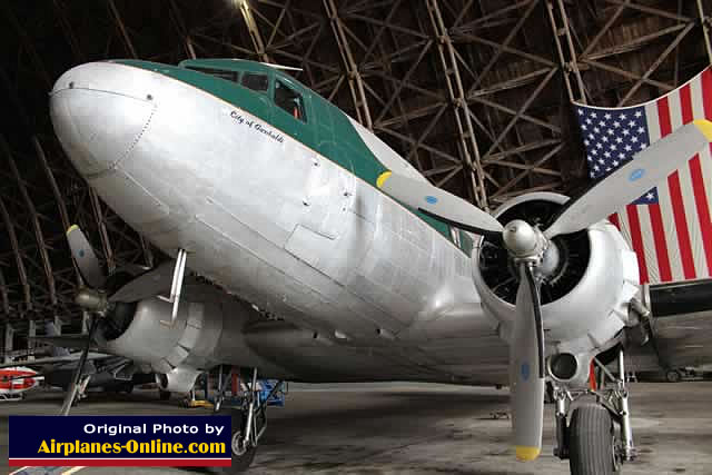"Douglas C-47B Skytrain ""City of Garibaldi"""
